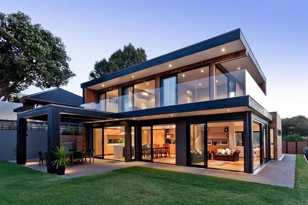 kiến trúc nhà đẹp giá rẻ